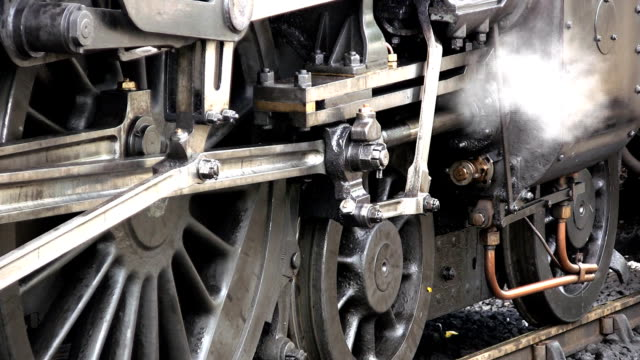 steam power - rod stock videos and b-roll footage