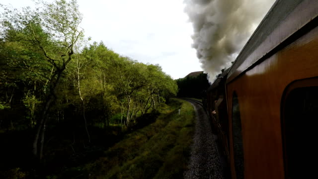 steam train - locomotive stock videos & royalty-free footage