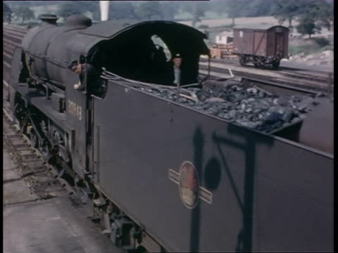 ms steam trains at stations through tunnel / ryde, ventnor, isle of wight, england - isle of wight stock videos and b-roll footage