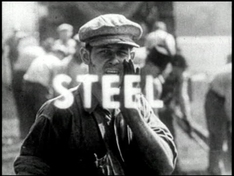 steel: a symphony of industry - 2 of 18 - see other clips from this shoot 2437 stock videos & royalty-free footage