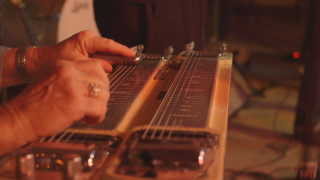 steel guitar - country and western stock videos & royalty-free footage