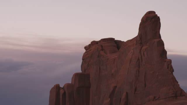 steep utah rock face, low angle - rock face stock videos & royalty-free footage