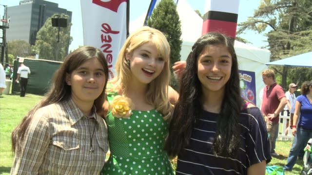 stefanie scott at 23rd annual 'a time for heroes' celebrity picnic benefiting the elizabeth glaser pediatric aids foundation on june 03 2012 in los... - john scott stock videos and b-roll footage