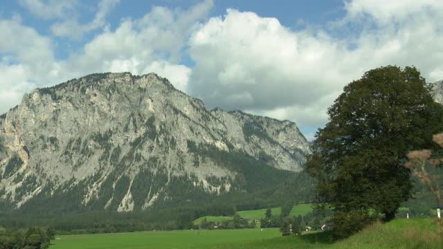 Steiermark - Hochshwab mountain in Tragoss