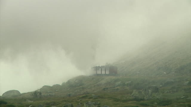 dfb steinstafel-viadukt - 蒸気機関車点の映像素材/bロール
