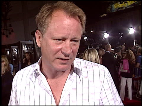 Stellan Skarsgard at the 'Excorcist The Beginning' Premiere at Grauman's Chinese Theatre in Hollywood California on August 18 2004