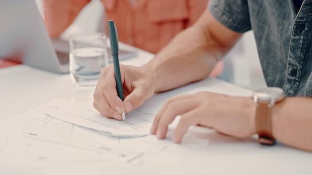 vídeos y material grabado en eventos de stock de primer paso en la creación del éxito: planificar, planificar, planificar - vestimenta informal