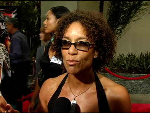 stephanie allain on what is profound about the film, the movie being about getting in touch with your dreams, terrence howard and his performance,... - terrence howard stock videos & royalty-free footage