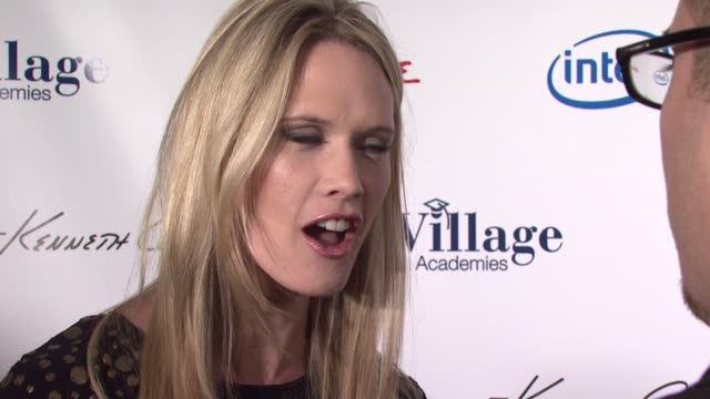 stephanie march at the esquire magazine and village academies honor bill cosby james p comner and howard l fuller at esquire north in new york new... - esquire magazine stock videos & royalty-free footage