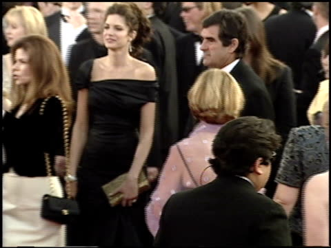 Stephanie Seymour at the 2001 Academy Awards at the Shrine Auditorium in Los Angeles California on March 25 2001
