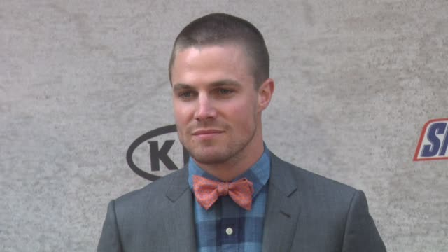 Stephen Amell at the 5th Annual Guys Choice Awards at Culver City CA