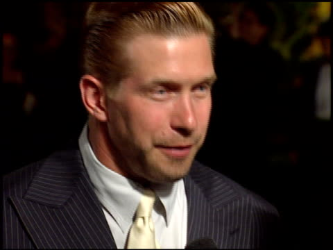 stephen baldwin at the 1998 academy awards vanity fair party at morton's in west hollywood, california on march 23, 1998. - 70th annual academy awards stock videos & royalty-free footage