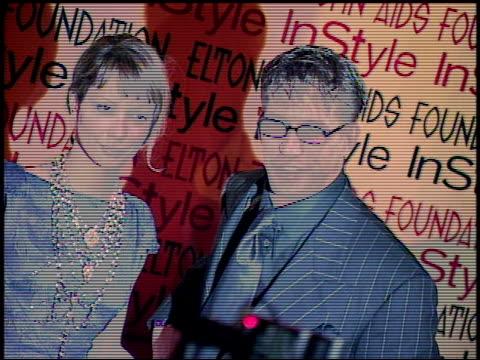 vídeos de stock, filmes e b-roll de stephen baldwin at the 2000 academy awards elton john party on march 26 2000 - baldwin awards