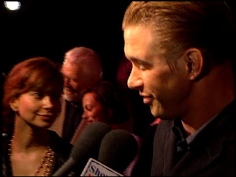 stephen baldwin at the absolut party at arena in los angeles, california on may 20, 1999. - stephen baldwin stock-videos und b-roll-filmmaterial