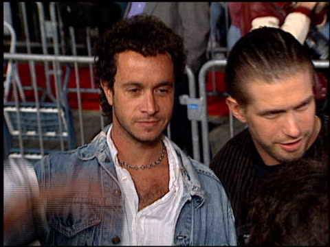 stephen baldwin at the 'ace ventura ii: when nature calls' premiere on november 8, 1995. - stephen baldwin stock-videos und b-roll-filmmaterial