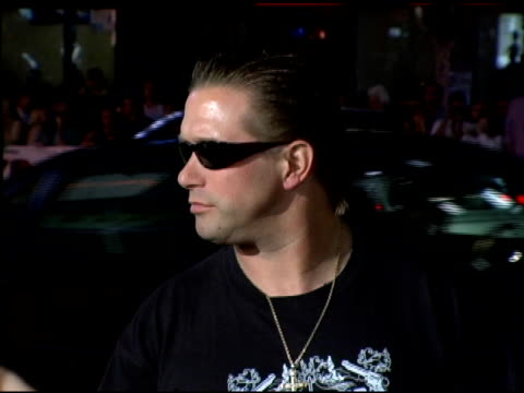 stephen baldwin at the 'domino' los angeles premiere at grauman's chinese theatre in hollywood, california on october 11, 2005. - stephen baldwin stock-videos und b-roll-filmmaterial