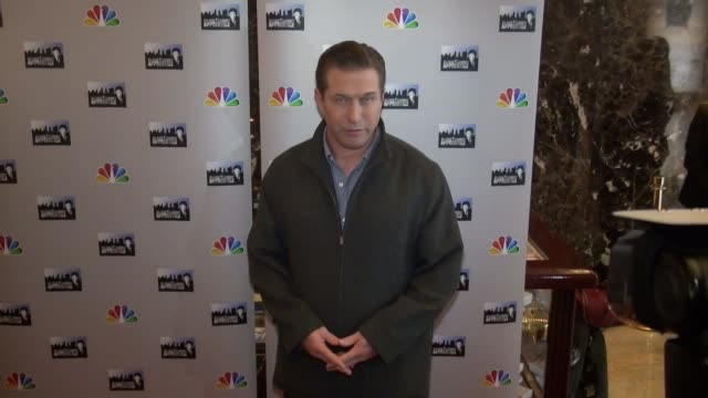 stephen baldwin at trump international hotel and tower new york stephen baldwin at trump international hotel and on april 16, 2013 in new york, new... - stephen baldwin stock-videos und b-roll-filmmaterial