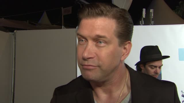 stephen baldwin on the tourism industry, and on how we can come together as people. at the doha film institute launch: cannes film festival 2010 at... - stephen baldwin stock-videos und b-roll-filmmaterial