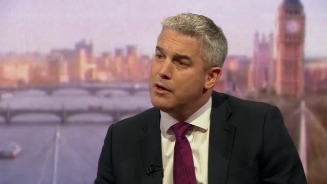 stephen barclay saying both spectrums of the conservative party believe a change of leader would be the wrong course of action - member of parliament stock videos & royalty-free footage