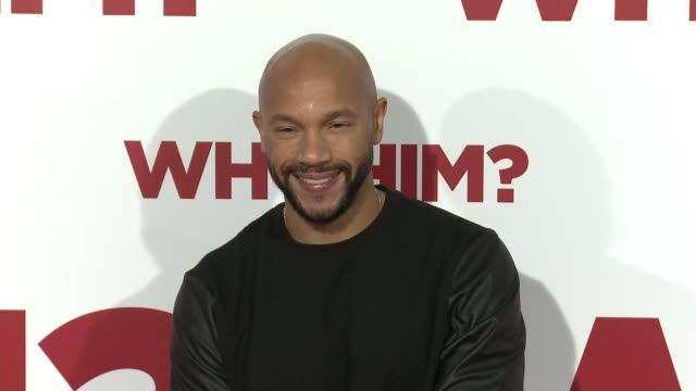 Stephen Bishop at the Why Him World Premiere at Regency Bruin Theater on December 17 2016 in Westwood California