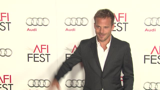 stockvideo's en b-roll-footage met stephen dorff at afi fest 2012 ginger and rosa special screening on 11/7/2012 in hollywood ca - stephen dorff