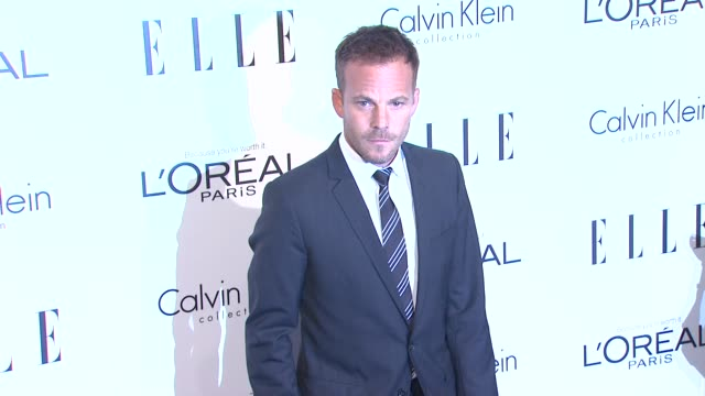 stockvideo's en b-roll-footage met stephen dorff at the elle's 18th annual women in hollywood tribute at beverly hills ca - stephen dorff