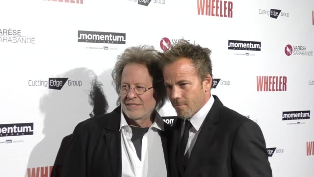 stockvideo's en b-roll-footage met stephen dorff at the premiere of momentum pictures' wheeler on january 30 2017 in hollywood california - stephen dorff