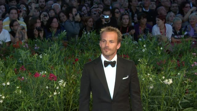 stockvideo's en b-roll-footage met 67th venice film festival at venice - stephen dorff
