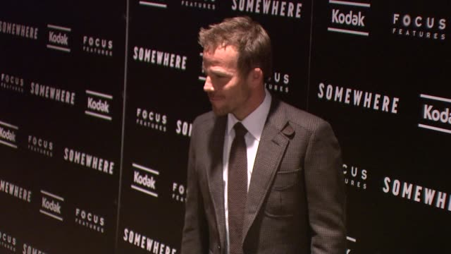 stockvideo's en b-roll-footage met stephen dorff at the 'somewhere' special screening at new york ny - stephen dorff