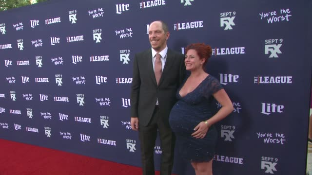 Stephen Falk at the Premiere of FXX's The League Final Season and You're The Worst 2nd Season at Regency Bruin Theater on September 08 2015 in...