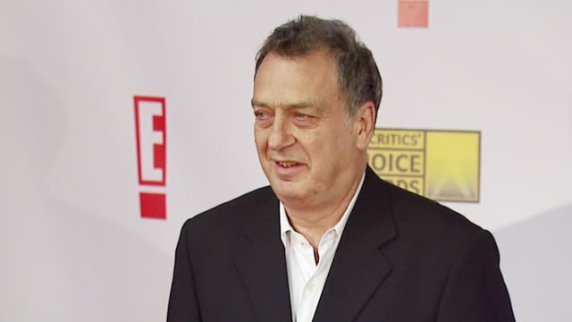 Stephen Frears at the Broadcast Film Critics Association's 2007 Critic's Choice Awards at Santa Monica Civic Auditorium in Santa Monica California on...