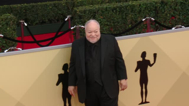 Stephen Henderson at the 24th Annual Screen Actors Guild Awards at The Shrine Auditorium on January 21 2018 in Los Angeles California