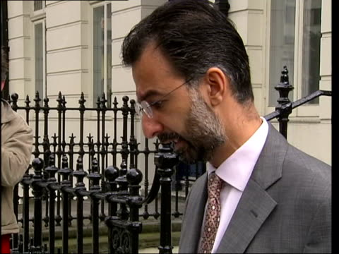 No further charges ITN ENGLAND London EXT Imran Khan reading statement from Doreen Lawrence SOT It has been a long eleven years since the murder of...