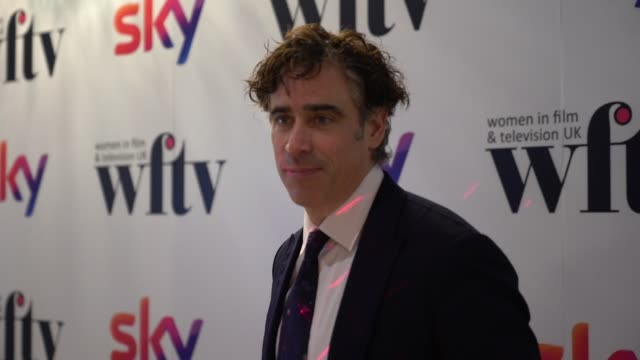 Stephen Mangan at The Women in Film and Television Awards on December 7 2018 in London England