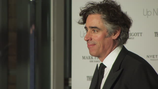 Stephen Mangan at Up Next Gala on March 05 2019 in London United Kingdom
