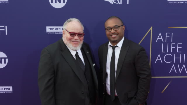 stephen mckinley henderson at the 2019 afi life achievement award gala honoring denzel washington at dolby theatre on june 06, 2019 in hollywood,... - the dolby theatre stock videos & royalty-free footage