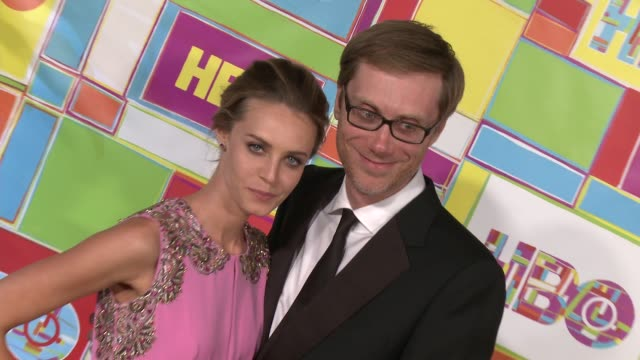 vídeos y material grabado en eventos de stock de stephen merchant at hbo's official 2014 emmy after party at the plaza at the pacific design center on august 25 2014 in los angeles california - premios emmy