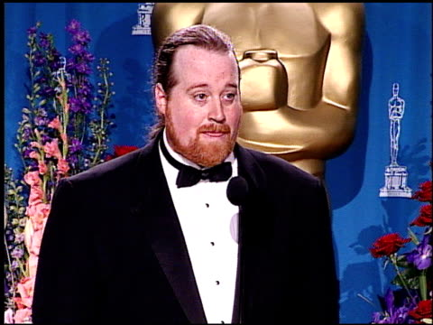 stephen mirrione at the 2001 academy awards at the shrine auditorium in los angeles california on march 25 2001 - 73rd annual academy awards stock videos & royalty-free footage