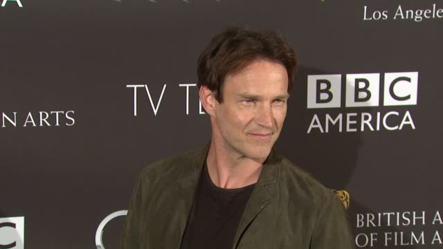 Stephen Moyer at BAFTA LA TV Tea 2013 Presented By BBC America And Audi on 9/21/13 in Los Angeles CA