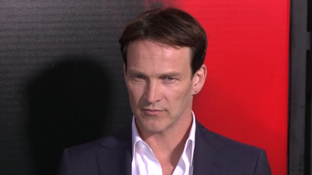 Stephen Moyer at Premiere Of HBO's True Blood Season 6 on 6/11/2013 in Hollywood CA