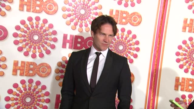 Stephen Moyer at the HBO's Annual Emmy Awards Post Award Reception at Los Angeles CA