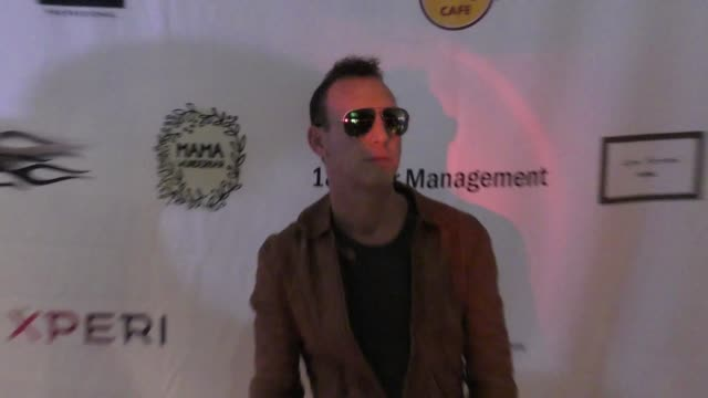 stephen perkins at the 5th annual rock godz hall of fame awards at hard rock cafe on october 26, 2017 in hollywood, california. - ハードロックカフェ点の映像素材/bロール