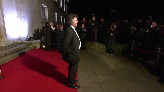 vídeos de stock, filmes e b-roll de stephen poliakoff at the 54th bfi london film festival awards at london england - stephen poliakoff