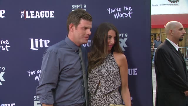 Stephen Rannazzisi at the Premiere of FXX's The League Final Season and You're The Worst 2nd Season at Regency Bruin Theater on September 08 2015 in...
