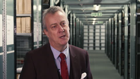stephen tompkinson on how storytelling made charles dickens was a great performer - stephen tompkinson interviews at getty image archive on october... - stephen tompkinson stock videos & royalty-free footage