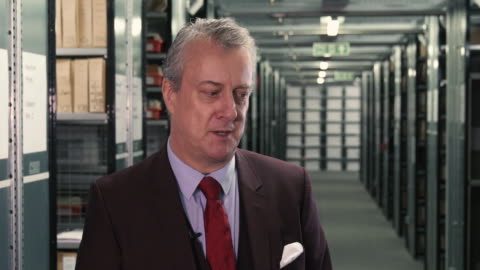 stephen tompkinson on what it's like to be back performing at the old vic - stephen tompkinson interviews at getty images archive on october 29, 2018... - stephen tompkinson stock videos & royalty-free footage