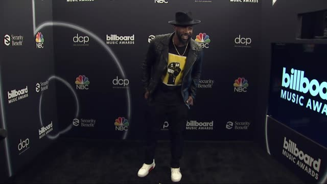 """stephen """"twitch"""" boss at the 2020 billboard music awards - press room at dolby theatre on october 14, 2020 in hollywood, california. - the dolby theatre stock videos & royalty-free footage"""