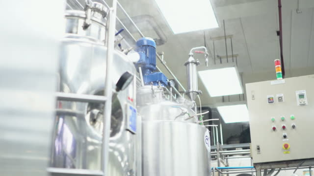 sterile medical manufacturing, quality control - quality control stock videos & royalty-free footage