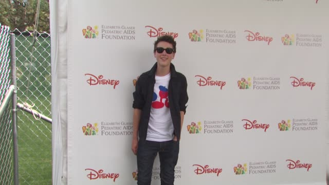 sterling beaumon at the 21st annual 'a time for heroes' celebrity picnic benefit at los angeles ca - a time for heroes stock videos & royalty-free footage