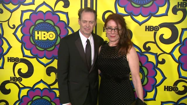 steve buscemi at hbo's post 64th primetime emmy awards reception on 9/23/2012 in west hollywood ca - steve buscemi stock videos & royalty-free footage